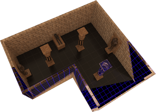 3D escape room design - Escape room Derby